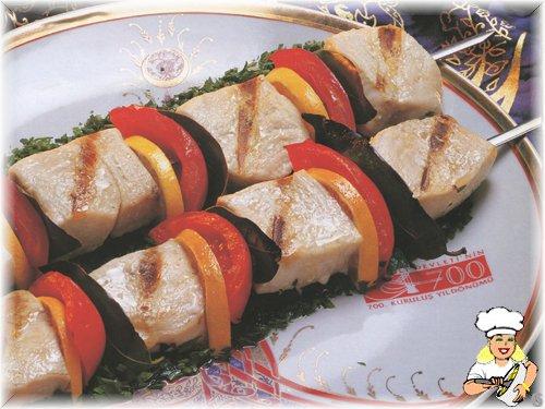 Defneli Palamut Balığı