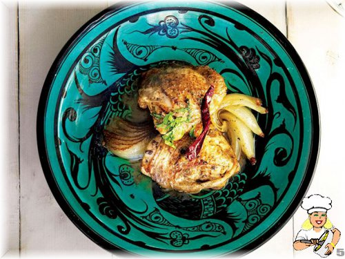 Kırma Tavuk Kebabı (Osmanlı)